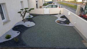 Création de jardin paysagiste challans